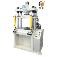 Cheap 80T 5.6kw Four Column Hydraulic Press Machine For Metal And Pastic Sheet for sale