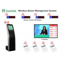 Cheap 17 inch Touchscreen Queue Management System Ticketing Dispenser for sale