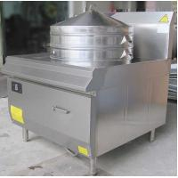Commercial Steamers For Cooking ~ Industrial food steamer for commercial use with