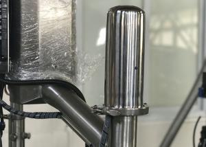 Cheap high speed liquid nitrogen dosing machine for plastic bottle juice for sale