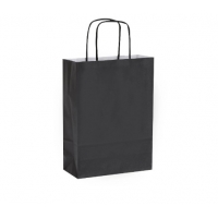 Cheap Reusable 16x6x12inches Gift Kraft Paper Bag for sale