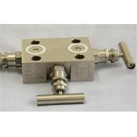 Cheap Industrial Chinese valve manifolds , of 3 way valve manifold pressure up to 6000psi for sale
