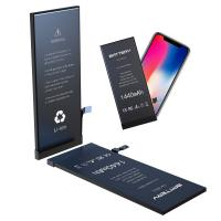 Cheap CE ROHS Certificated Apple Iphone 5 Battery 1440mAh Capacity 100% Battery Health for sale