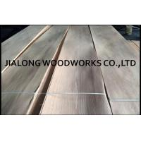 China Natural American Red Oak Veneer Sheet Plain Cut 2.5m length For Plywood on sale
