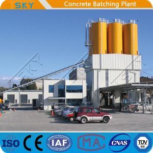 Cheap Modular Structure 180m3/H HZS180 RMC Concrete Plant for sale