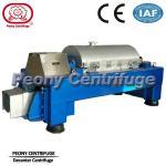 PLC Control Decanter Centrifuge Calcium Hypochlorite Separation Machine Manufactures