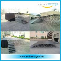 Cheap Quick Install Movable Stage for Wedding Decoration for sale