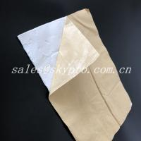 Cheap Self Adhesive Rubber Insulation Sheet Cover Aluminum Foil Butyl Rubber for sale