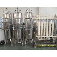 Cheap 10.75kw Electric Driven Water Purifying Machine One Stage RO Water Purifier for sale