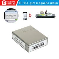 China Home security GSM alarm system / GSM magnetic door sensor alarm / mini gps gsm tracker RF-V11 on sale