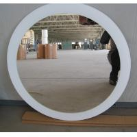 Cheap 700mm * 500mm Round Decorative Glass Mirrors 4mm / Clear Silver Mirror for sale