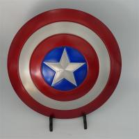 Cheap wholesale metal captain america shield drop shipping 95K9019 for sale