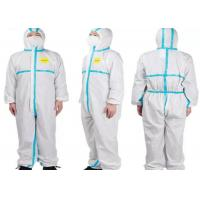 Cheap Laboratory Disposable Protective Coverall Clinic Lab Food Service Use Industry for sale