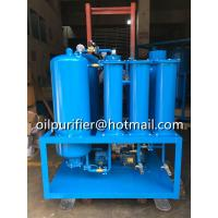 Cheap aging turbine oil recycling system,used turbine oil filtration facility,breaking emulsification,dehydration,degas,China for sale