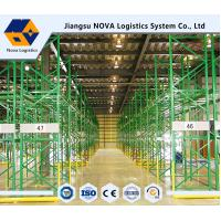 Cheap Warehouse Industrial Storage, Q235B Pallet Storage Shelves For Handling Equipment for sale