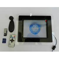 Cheap Transparent Acrylic POP LCD Display 8 Inch With LED Balcklight  , 800*480 Resolution for sale