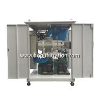 Cheap Transformer Evacuation Vacuum Pumping System,Vacuum Dryer and Filling Plant,Double-stage Transformer Evacuation System for sale