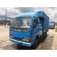Cheap 90km/H 2009 Year 4x2 Drive 4.8T Lorry Used Dump Truck for sale