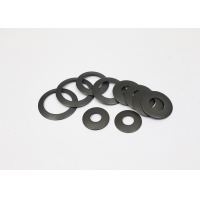 Cheap Oil Free Washer Ptfe Seal Ring Mounted Shock Pistons With Grooves for sale