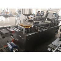 Cheap High Speed Alu Alu Blister Packing Machine Al Plastic  Pharmaceutical Industry Support for sale