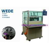 Cheap Economincal Armature Coil Winding Machine, 2 Poles Electric Motor Winding Equipment for sale