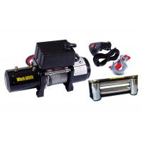 Cheap Small ATV Winch Electric 6000 lb With Automatic In - The - Drum For Warehouse for sale