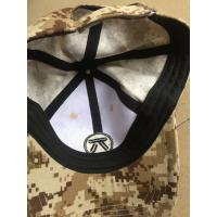 Cheap Personalized Unisex Custom Baseball Cap Camo Baseball Hats Breathable for sale