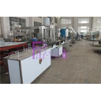 Cheap Linear Type Juice / Tea Tin Can Filling Line With High Speed for sale