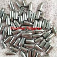 Tungsten alloy spheres for fishing weights
