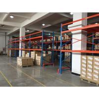 Quality Warehouse Heavy Duty Steel Racking Selective Pallet Rack Storage Systems wholesale