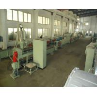 Cheap Waste PET Strapping Band Machine for Packing , Recycled Strap Band Extrusion Line for sale