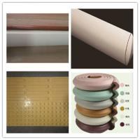 Cheap Flame Retardant Floor Tile Accessories For Acrovyn Wall Protection / Wall Corner Protectors for sale