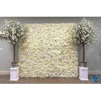 Buy cheap High Simulation Silk Flower Wall Hanging Pest Free For Party Decorative from wholesalers
