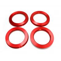 Cheap High Performance Red Wheel Hub Centric Rings 108 To 78.1 Mm For Chevrolet GMC for sale