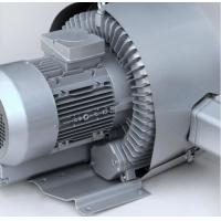 Cheap Aluminum High Pressure Vacuum Blower , 5.5kw Double Stage Air Vacuum Blower for sale