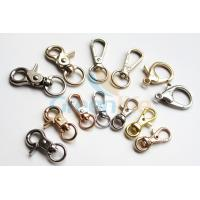 Cheap Customized Fishing Swivel Hook With  Metal / Zinc Alloy / Stainless Steel Material for sale