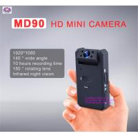 Cheap Spy HD 1080P Video Recording MD90 MiniDV Camera With High Quality  Made In China for sale