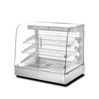 Cheap Streamline Restaurant Cooking Equipment Commercial Food Warmer Display Case for sale