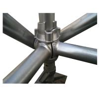 Cheap Heavy Load Q235B Painted Scaffolding , Cup Lock System Easy Maintenance for sale