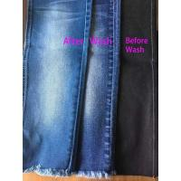 Buy cheap 10oz Lady Skinny Pants Super Soft & Stretch Denim Fabric For Jeans W82731 from wholesalers