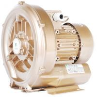 Cheap 0.7 KW Ring Goorui Side Channel Blower For Textile Fiber Collection , Energy Saving for sale