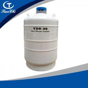 Cheap Tianchi Liquid nitrogen biological container 30BL50mm Liquid nitrogen tank YDS-30B-50 Cryogenic vessel 35L for sale
