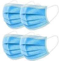 Cheap High Breathability Medical Face Mask , Odorless Disposable Protective Mask for sale