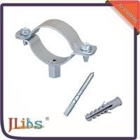 Welding Type Horizontal / Vertical Pipe Support Bracket Corrosion Resistance