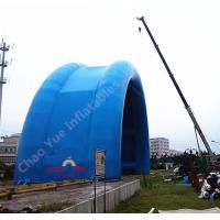 Cheap Huge PVC Tarpaulin Inflatable Party Tent for outdoor event for sale