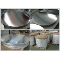 Cheap PVC Decoration Aluminium Round Discs Flat Plate Aluminium Round Sheet for sale