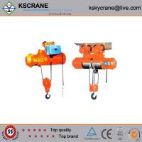 Cheap MD Model Electric Wire Rope Pulling Hoist 1ton for sale