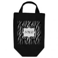 Buy cheap Die Cut Reusable Grocery Shopping Bags With 80gsm Non Woven Fabric , 30 X 40 X from wholesalers