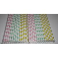10mm party supplies paper straws
