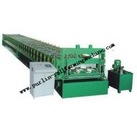 China 5 Ton Hydraulic Floor Plate / Floor Deck Roll Forming Machine Steel Flooring System on sale